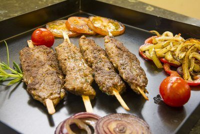 Kebabspyd Adana