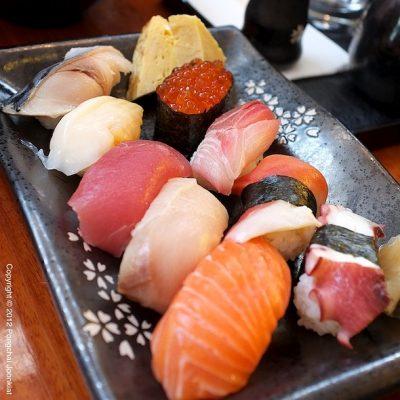 Sushi set meny 2