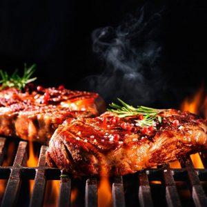 BBQ Meny (8 retter)