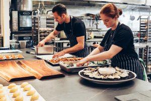 Erfarne kokker fra cateringbransjen