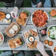 Koldtbord og buffet